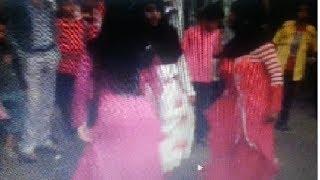 رقص بنات مزمار Yemeni dance girls