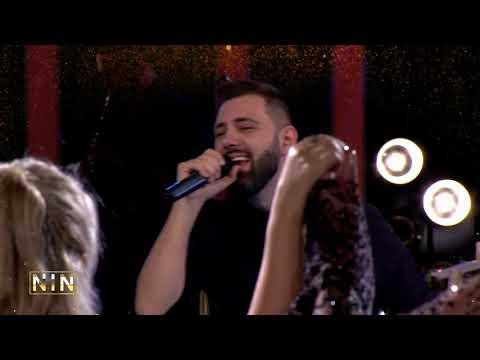 NIN Festive - FLORI, KLAJDI E BRUNO i japin flakë skenës - 02.01.2018