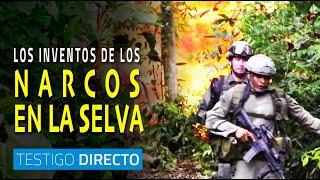 Narcolaboratorios en la selva: la nueva trampa para producir cocaína - Testigo Directo HD