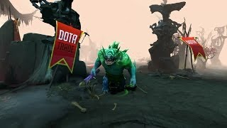 Deepweed Drowner Tidehunter set preview Dota 2