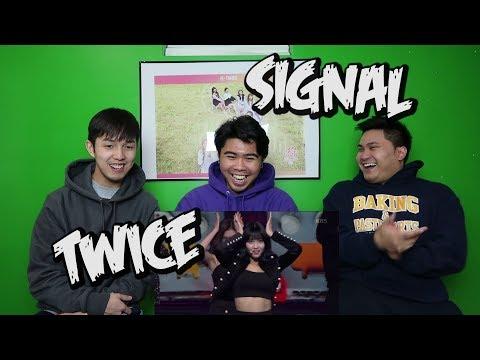 TWICE - SIGNAL KBS FESTIVAL 2017 REACTION (FUNNY FANBOYS)