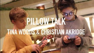 PILLOW TALK - WILD CHILD - TINA WOODS & CHRISTIAN AKRIDGE COVER
