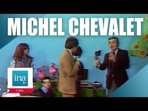 Michel Chevalet teste un jeu vidéo sur Apple II | Archive INA