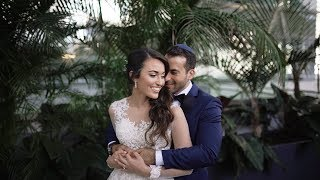 Leah & Aaron || Jungle Island • Miami Beach Wedding