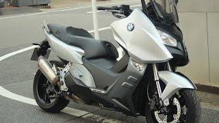* BMW C600スポーツ ☆ピカピカ外装☆/検付/動画 H25式