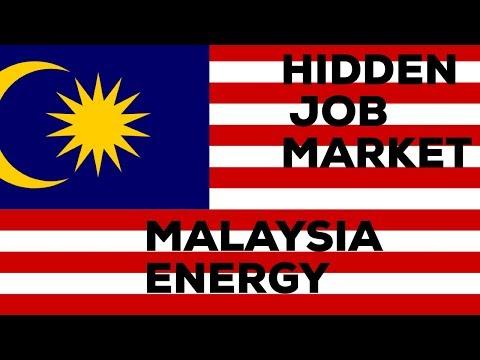 Hidden Job Market - Malaysia - Energy Industry - Petronas