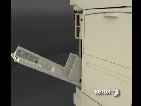 Xerox WC5800 How to Replace Waste Toner