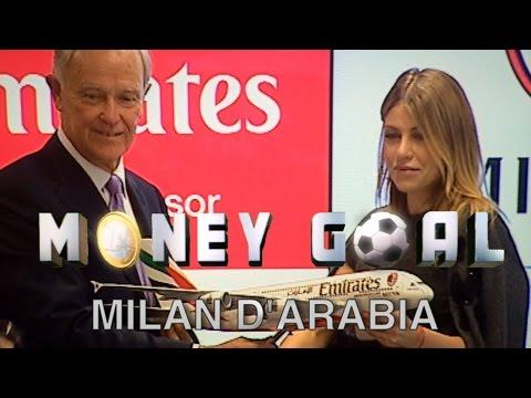 Money Goal - Milan d'Arabia