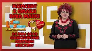 Bernadeta Kowalska zaprasza 26 maja 2019 roku Chorzowskie Centrum Kultury