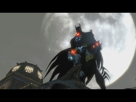 Batman: Arkham Origins (PS3)(Azrael Knightfall Suit Walkthrough)[Part 2] - Deathstroke [60fps]