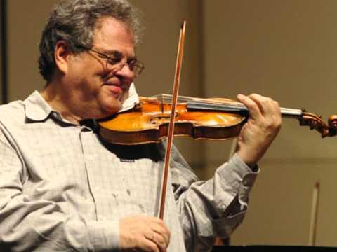 Brahms - Violin Concerto in D major - III. Allegro giocoso, ma non troppo vivace (Perlman/Giulini)