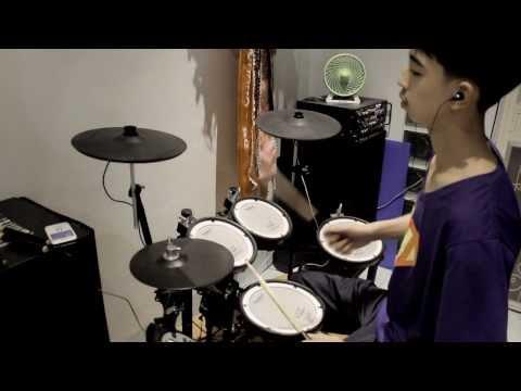 Cocktail - โปรดเถิดรัก Drum Cover By Nut'Tholomew