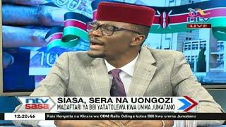 BBI: President Uhuru cannot be prime minister after his term - Didmus Barasa