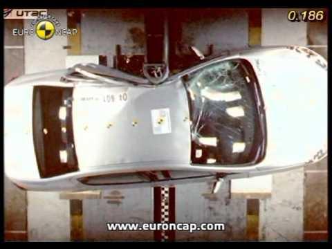 Euro NCAP | Peugeot 407 | 2004 | Crash test