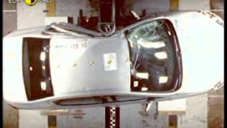Euro NCAP | Peugeot 407 | 2004 | Crash test