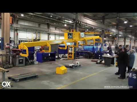 AUTOMATIC LIFTING BEAM OX WORLDWIDE