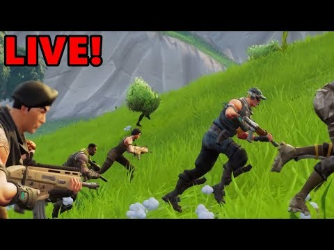 LIVE! UPDATE NOU PE FORTNITE! #ROADTO800SUBS