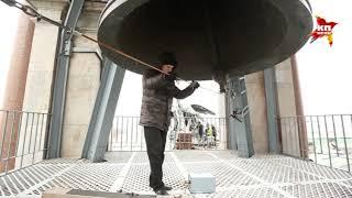 В годовщину трагедии над Синаем колокол Исаакиевского собора ударил 224 раза