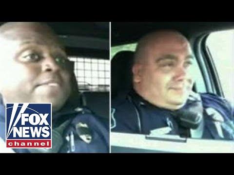 Video of Kansas City cop singing goes viral