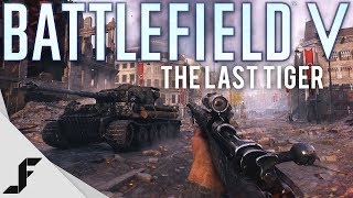 The Last Tiger Battlefield 5