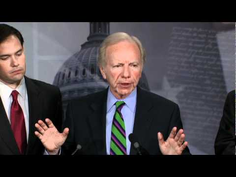 Syria | Lieberman, Rubio introduce resolution condemning Bashar al Assad | 5-11-11