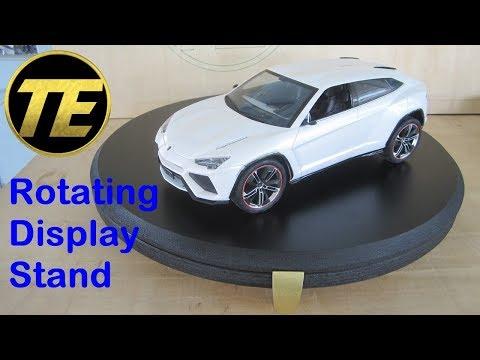 How to make Rotating Display Stand