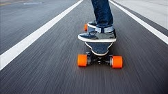 Electric Skateboards Hit the Road