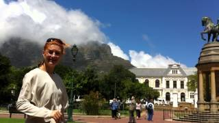 Cape Town & its brilliant weather :-)))