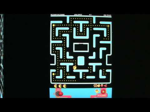 Classic Game Room - MS. PAC MAN IPad Review