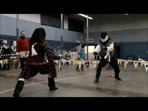 Baroness' Inspirational Rapier Tournament