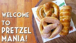 SUPER EASY SOFT PRETZELS | Tastes Like Mall Pretzels