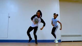D'banj-Issa Bang (Choreography by Stacy Letrice)