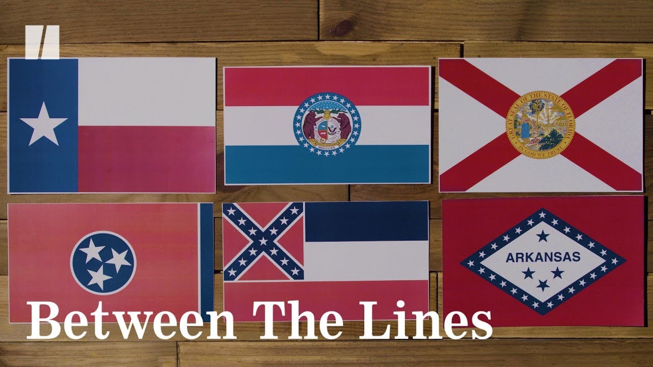 Mississippi's State Flag Still Honors The Confederacy  But For ...