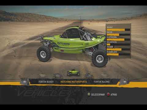 BAJA  Edge of Control HD Unlock vehicles. Great game