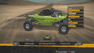 BAJA  Edge of Control HD Unlock vehicles. Great game