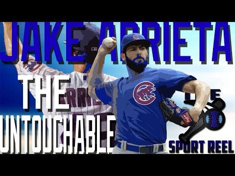 "Jake Arrieta - ""The Untouchable"" (HD)"