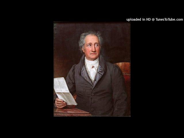 Neue Liebe Neues Leben Von Goethe Gedichte Hausaufgaben