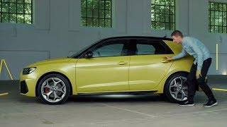NEW AUDI A1 Sportback in DETAIL - first looks