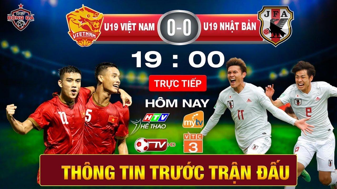 Download ⚽ Xem Trực Tiếp U19 Việt Nam vs U19 Nhật Bản Ở Đâu Kênh Nào...Link Xem Dưới Bình Luận