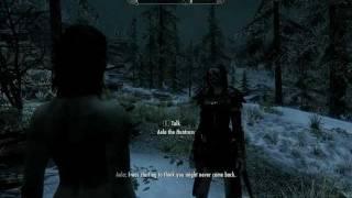 Skyrim.Vampire + Werewolf = Werewolf