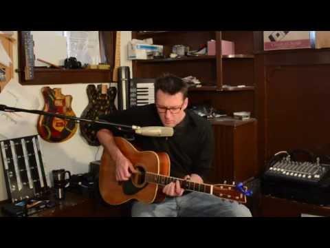 The Ballad of El Goodo - Big Star (Cover by Allan Williams of 1,000 Umbrellas)
