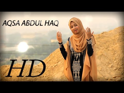 BEAUTIFUL WAQIA (MUST LISTEN) - QURBANI KA WAQIA - AQSA ABDUL HAQ - OFFICIAL HD VIDEO