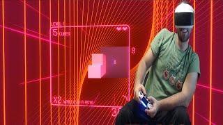 Super Hyper Cube | PSVR | TETRIS GOES VR!