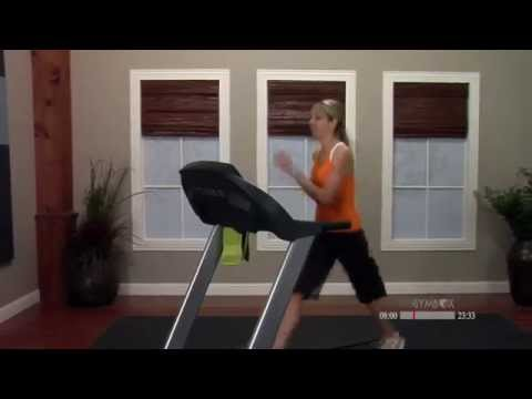 10-Minute Treadmill Workout for Runners and Walkers