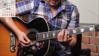 """Como tocar """"Donde esta el amor"""" de Pablo Alborán Feat. Jesse & Joy - Tutorial Guitarra (Acordes) HD"""