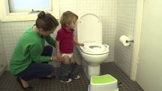 Toddler Toilet Training