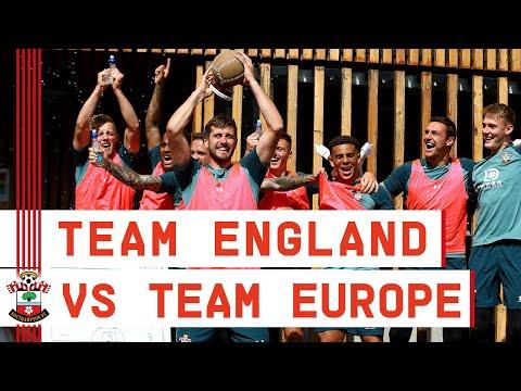 INSIDE STAPLEWOOD | Team England Vs Team Europe