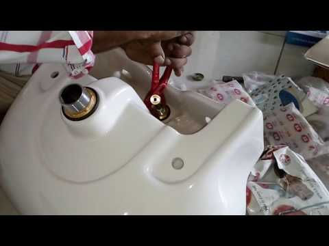 Bathroom Sanitary fitting plumbing work by Rafiq