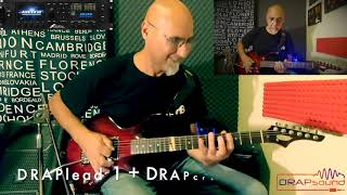 FRACTAL FXIII vs REAL AMP with DRAPsound patches!