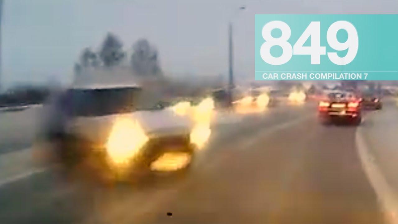 Car Crash Compilation 849 December 2016 Youtube